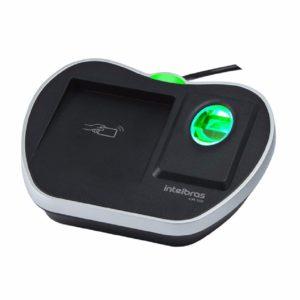 Leitor cadastrador biométrico com RFID – CM 350