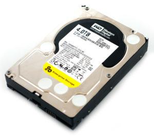 Disco rígido para servidores de vídeo de alta capacidade, datacenter e servidores de Cloud