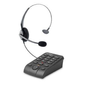Telefone headset