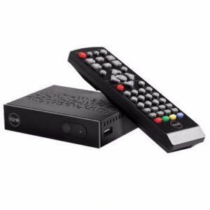 Conversor e gravador Digital de TV K900 Keo