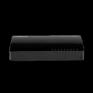 Switch 8 portas Gigabit Ethernet