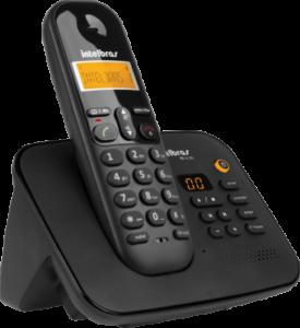 Telefone sem fio digital com secretária eletrônica