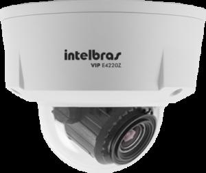 Câmera IP dome HD