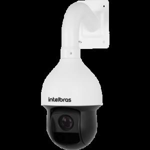 Câmera IP speed dome Full HD com IR