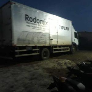 Caminhão Recuperado em Sergipe